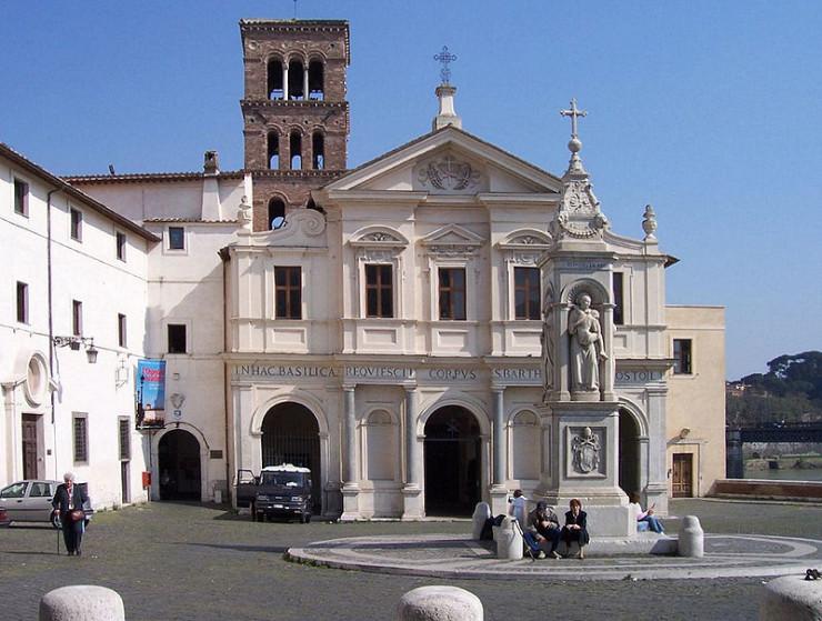 Chiesa di San Bartolomeo all'isola