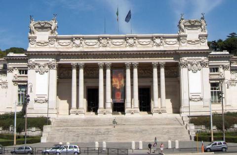 La Galleria d'arte Moderna