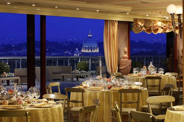 La Pergola – Waldorf Astoria Hotels & Resorts