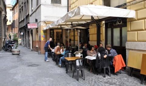 Pizzeria La Montecarlo