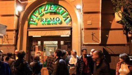 Pizzeria Remo a Testaccio