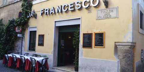 Pizzeria trattoria da Francesco