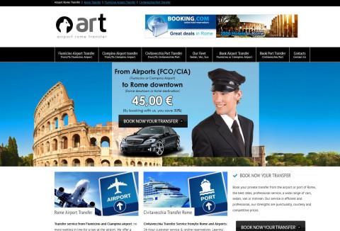 Airpot Rome Transfer