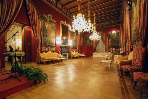 Palazzo Brancaccio a Roma