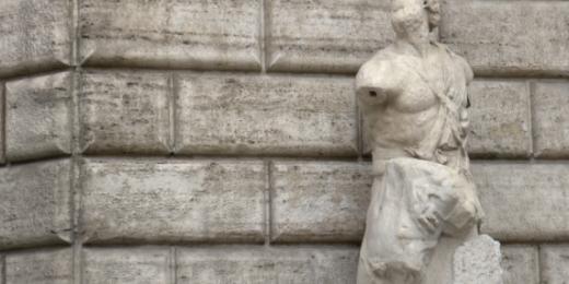 La statua di Pasquino