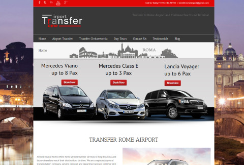 Transferromeairport.com