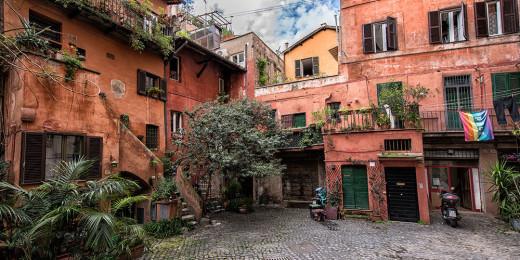 Roma nascosta