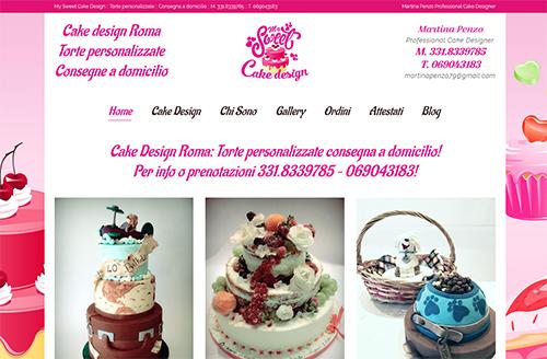 Cake Design a Roma